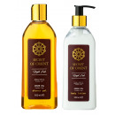 Secret of Orient Set of 2 body milk + shower gel