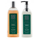 Secret of Africa - Lot de 2 lait corporel + gel do