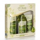 Dalan d'Olive Body Care Set 3-teilig