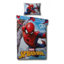 wholesale Bed sheets and blankets: SET OF BED LINEN duvet coversSpiderman ...