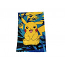 PLAID POKEMON FLANNEL ULTRA DOUX 220gsm , PACKA