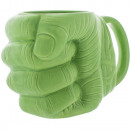 wholesale Household & Kitchen: Disney MARVEL MUG 3D HULK V2