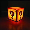 NINTENDO SUPER MARIO BROS LAMP QUESTION BLOCK V2