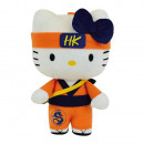 Hello Kitty SAMURAI PLUSH 25CM