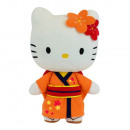 wholesale Dolls &Plush: Hello Kitty PLUSH KIMONO 25CM