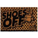 wholesale Carpets & Flooring: MARIO DOOR MAT SHOOES OFF - Doormat
