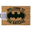 wholesale Carpets & Flooring: Batman DOOR MAT WELCOME TO BATCAVE - Door mat