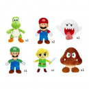 groothandel Consumer electronics: NINTENDO ASSORTMENT 8 PLUSH / 8