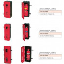 wholesale Business Equipment: Fire extinguisher holder box with 6 kg internal fa