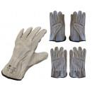Safety welding gloves cattle split leather 10 '