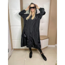 BIG SIZE women's transitional coat