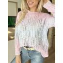 Női ombre pulóver