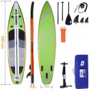 Stand up paddle board, 330x76x15 CM, verde