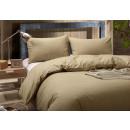 Completo letto 135x200 cm, giallo marrone