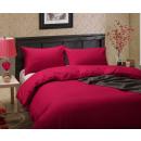 Completo letto 135x200 cm, rosso
