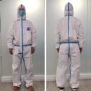 Einwegoverall Schutzanzug Schutzkleidung