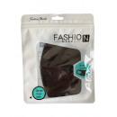 wholesale Joke Articles: Fashion mouth mask washable black