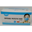 Anhui AM Disposable protective mask 3-layer