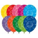 Feuerwerk 30 cm Luftballons