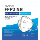 Großhandel Hygieneartikel: FFP2 NR Einzeln verpackt Deutsche Verpackung !