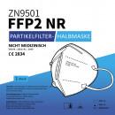 FFP2 NR Egyedi csomagolású német csomagolás PZN!