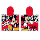 grossiste Informatique et Telecommunications: Poncho Beach ( microfibres 55X110cm) Mickey ...