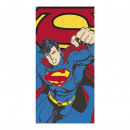towel Beach ( mixcrofibre 70X140cm) Superman
