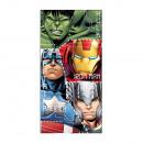 handdoek Strand ( Microvezel 70X140cm) Avengers