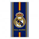 grossiste Articles sous Licence: serviette Plage (Coton 75X150cm) REAL MADRID