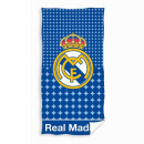 towel beach ( mixcrofibre 70x140cm) REAL MADRID