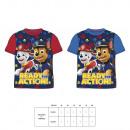 grossiste Vetement et accessoires: T-shirt garçon Paw Patrol