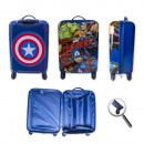 Suitcase with wheels Avengers