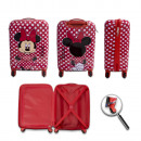 wholesale Bags: Suitcase with wheels Minnie MOUSE