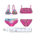 groothandel Badmode: Bikini Lol maat 3 / 4-5 / 6-7 / 8