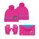 Set 3 pieces Lol Hat + Neck Pant + Gloves