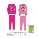 wholesale Sleepwear: Lol Surprise Cotton Pajamas Size 3-4-5-6-8, 160G