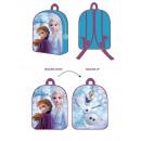 mayorista Material escolar: Mochila Lentejuelas Frozen Reversible 30X26X10