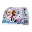 Set Coloring Frozen 5 En 1 2X52X38 Cms