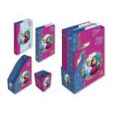 Set Organizador Frozen 24,8X9,3X31,5 Cms