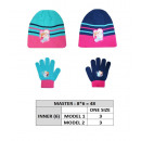 Set 2 pieces frozen -132- Hat + Gloves