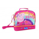 wholesale Miscellaneous Bags: Isothermal Bag Peppa Pig 27X13X24 Cms