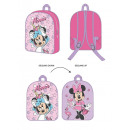 Sequin Backpack Minnie Reversible 30X26X10 Cms