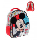wholesale Bags: 3D backpack Mickey 27X13X31 Cms