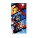 nagyker Gyerek- és babaruha:törülközőmikroszálas Avengers 70X140 CM, 240Gr