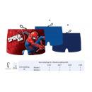 Boxer Swimsuit Spiderman Size 3 / 4-5 / 6-7 / 8