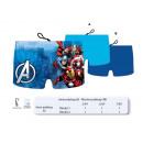 Boxer Swimsuit Avengers Size 3 / 4-5 / 6-7 / 8