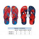 wholesale Shoes: Flip flops Spiderman Size 26-33