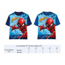 wholesale Houseware: T-shirt Spiderman Size 3-4-5-6-8