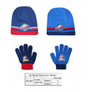 wholesale Scarves, Hats & Gloves: Set 2 Pieces Spiderman -114- Hat + Gloves