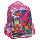 wholesale Bags: Oval backpack Trolls 46,5X30X14 Cms